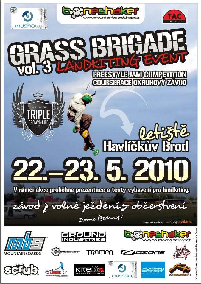 Závody Grass Brigade vol. 3